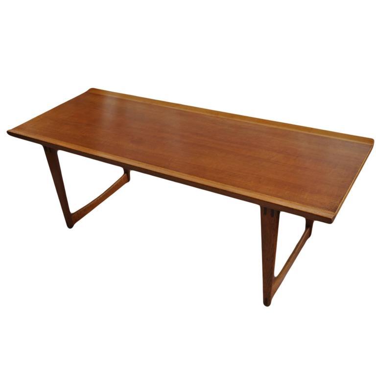 Yngve Ekström, Rare Coffee Table, 1950s 1
