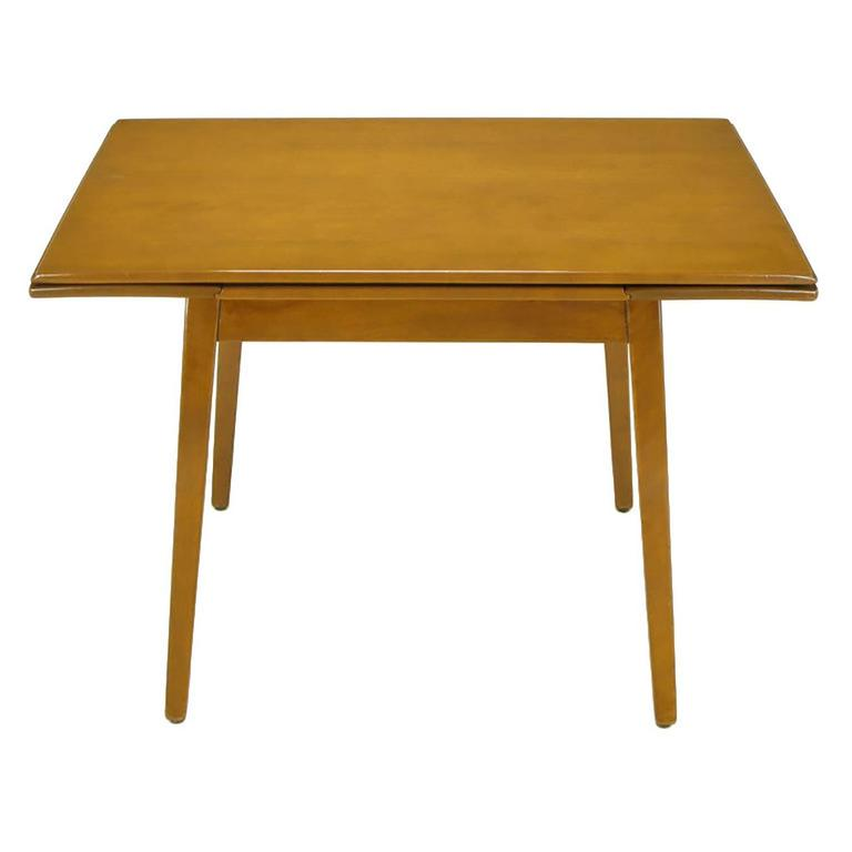 Jan Kuypers Birch Draw Leaf Dining Table By Imperial Of