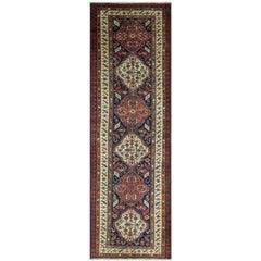 Antique Persian Bakshaish Runner