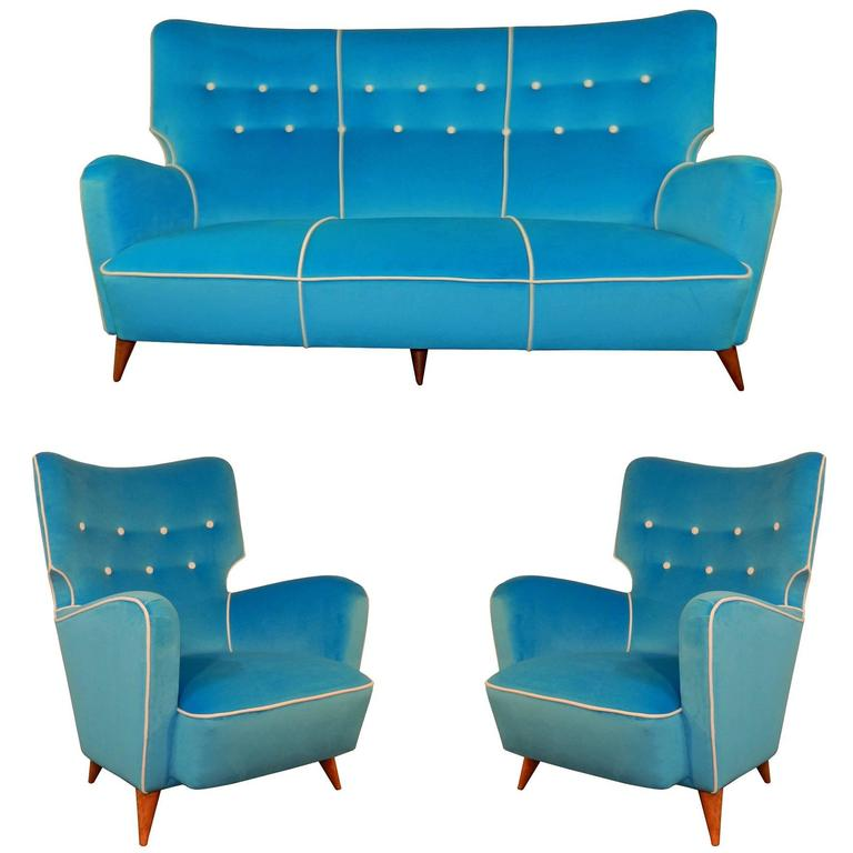 Henri caillon living room suite calysse erton edition for for Living room suites for sale