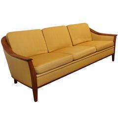Mid-Century Modern Sofa and Armchairs Set