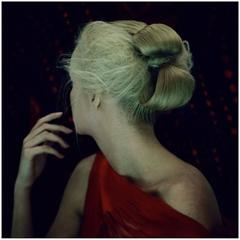 Petra's Hair, Photograph by Diana Lui, 2003