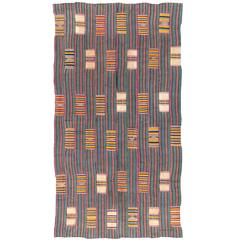 Charming Ewe Textile from West Africa