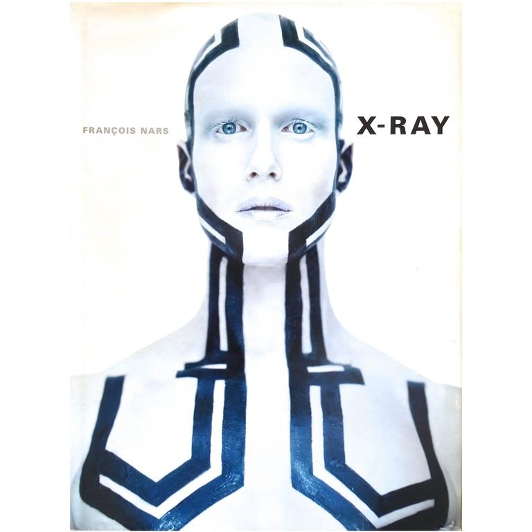 """""""X-Ray"""" Photography Book, Francois Nars, 1999, 1st Edition"""