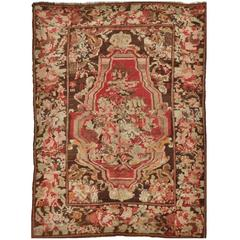 Antique Caucasian Karabaq Rug