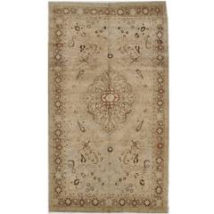 Hand Knotted Gallery Size Turkish Rug
