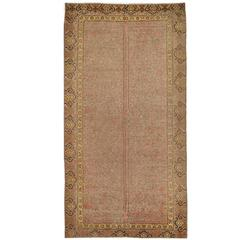 Antique Gallery Size Khotan Rug