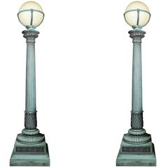 Bronze Gothic Lamps For Sale At 1stdibs