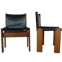 Set of Four Chairs by Tobia Scarpa