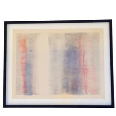 Signed and Numbered Lithograph by Robert Natkin