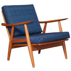Hans Wegner GE-260 Teakwood Frame Chair