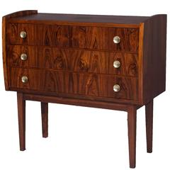 Rosewood Danish Night Stand