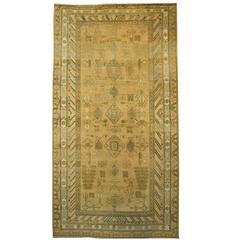 Antique Khotan Samarkand Gallery Size Rug