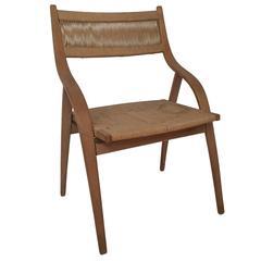 Italian Bentwood Side Chair