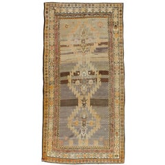 Antique Russian Karabagh Rug