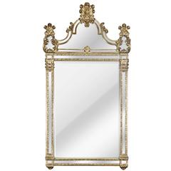 French Regency Style Mirror