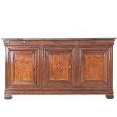 French 19th Century Louis Philippe Enfilade