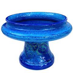 Bitossi Rimini Blue Centerpiece