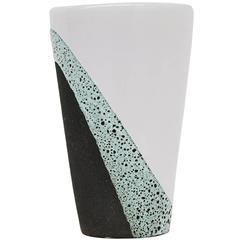 Ettore Sottsass Jr. Ceramic Vase by Bitossi, Italy, 1958