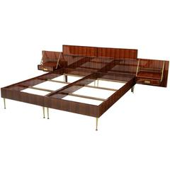 Silvio Cavatorta Bed with Floating
