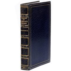 A.C. Doyle: the Memoirs of Sherlock Holmes, First Edition in Stunning Binding