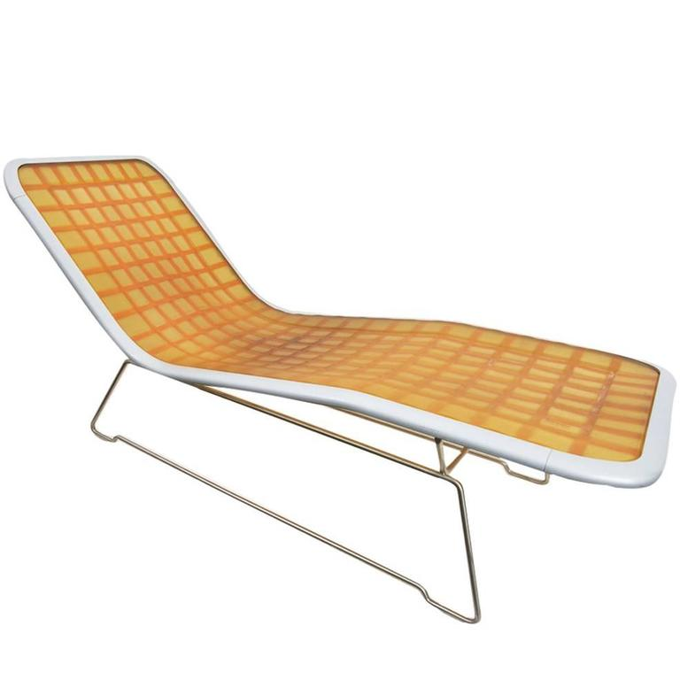 Chaise longue 39 soft chaise 39 by werner aisslinger for for Chaise zanotta