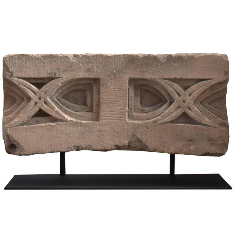 Sullivan Designed Terracotta Facade Fragment from the Chicago Stock Exchange For Sale