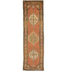 19th Century Northwest Persian Runner Rug