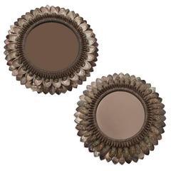 Thomas Boog Shell Mirrors
