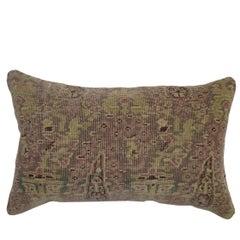 Indian Agra Rug Pillow
