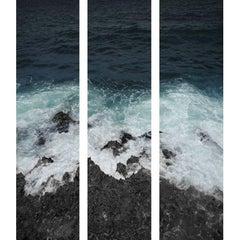 Ocean Print on Acrylic