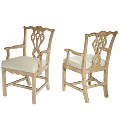 Frances Elkins Armchairs