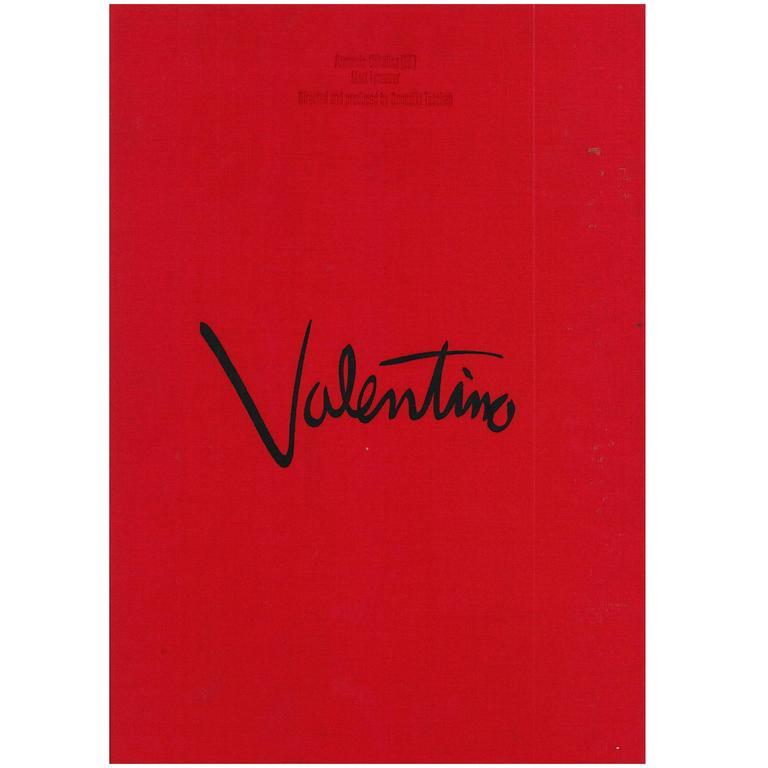 Valentino, Una Grande Storia Italiana (Book)