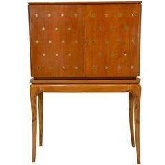 Elegant Cabinet by Paolo Buffa & Giovanni Gariboldi, Quarti Production, 1940
