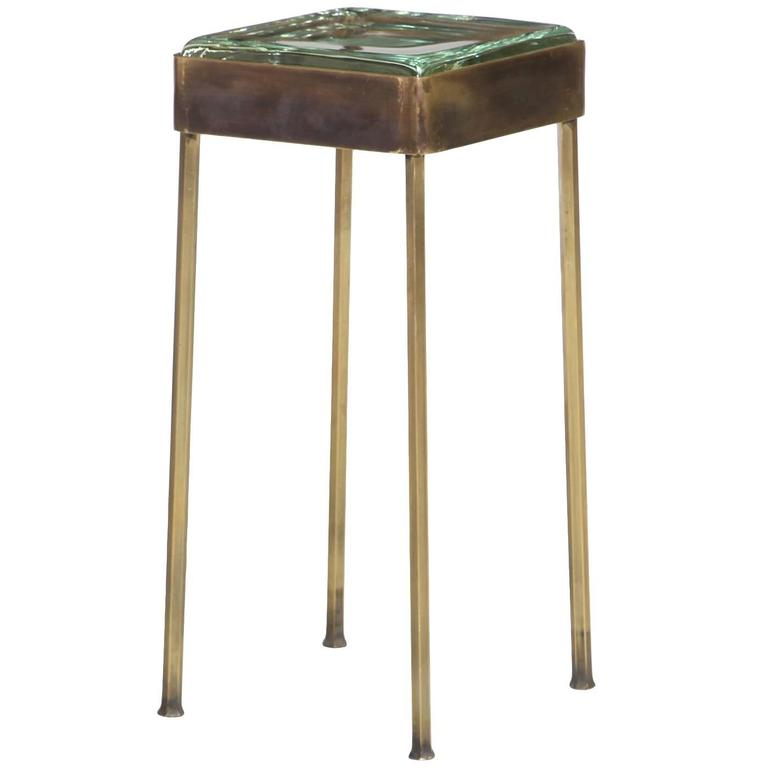 Brass Occasional Table by Wyeth 1