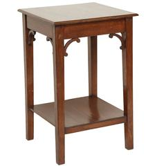 English Arts and Crafts Oak Table