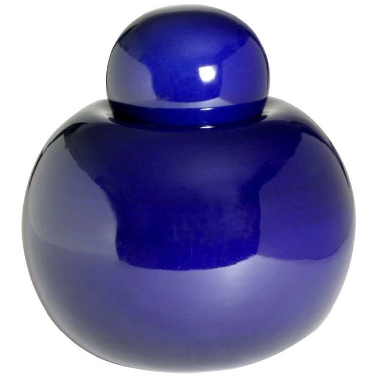 Franco Bucci Vase and Cover