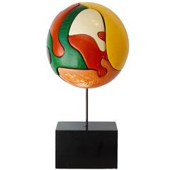 Puzzle Ball Sculpture