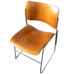 Vintage Mid-Century Rowland Stacking Chair