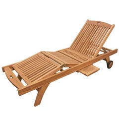 Outdoor Adjustable Chaise