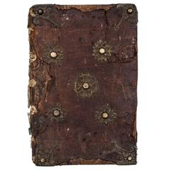 Book Cover 16th Century Italy