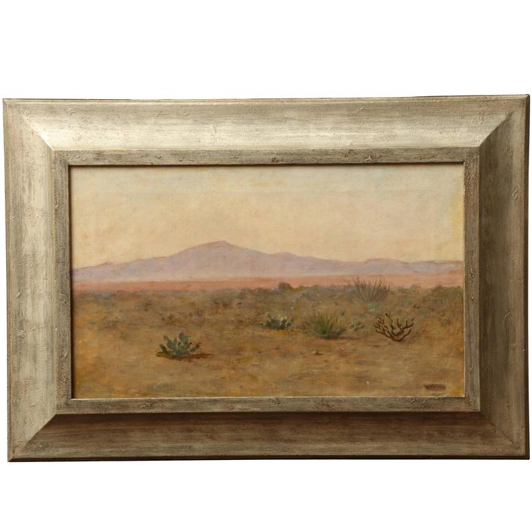 California Landscape with Mountains For Sale
