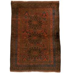 Antique Persian Baluch Rug