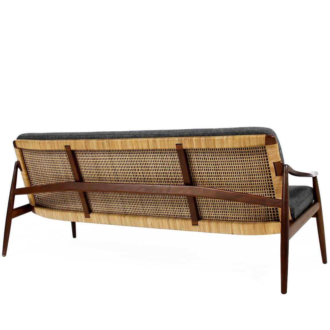 1950s Sofa Rare 1950s Sofa Daybed By Walter Knoll For