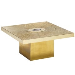 Fine Acid Etched Coffee Table by Lova Creation