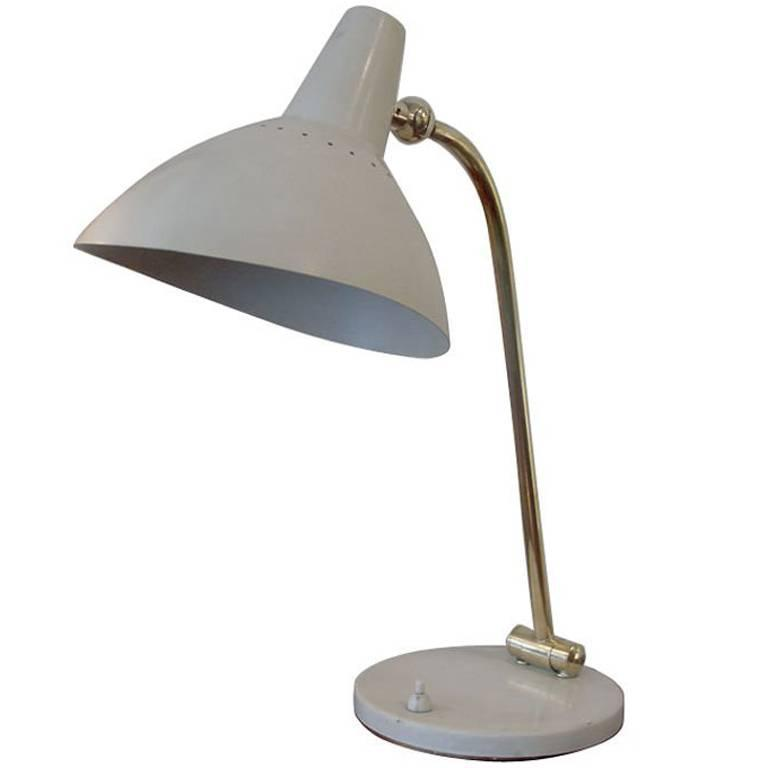 Mid-Century Adjustable Desk Lamp, Italy, 1960s 1