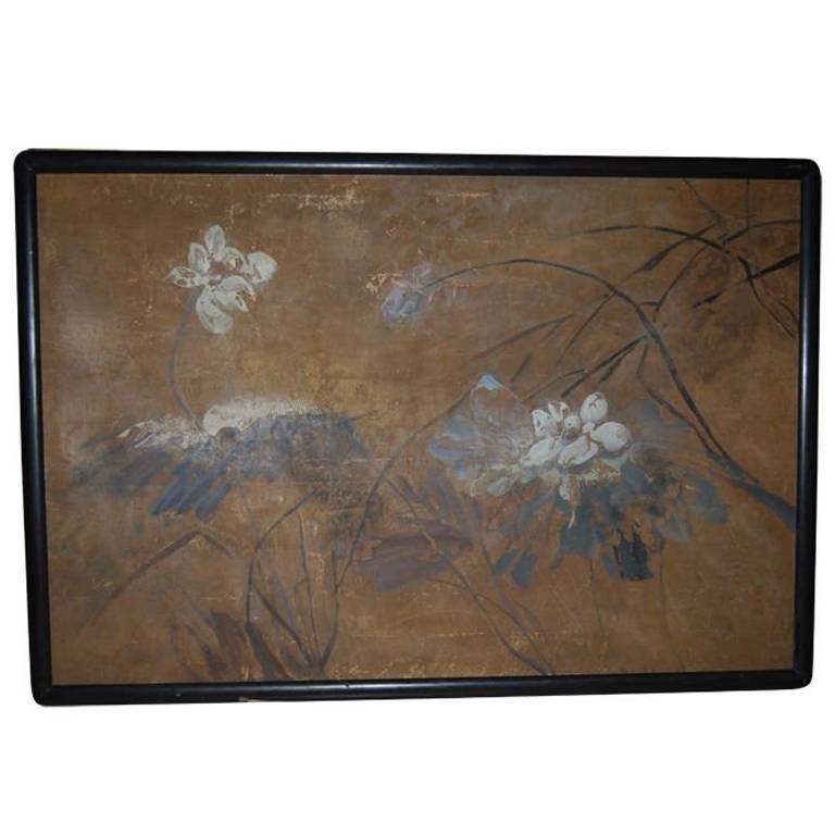 Grand Scale Original Lim Ha Shan Painting 1