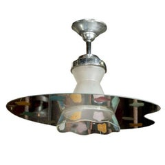 French Painter's Palette Chandelier