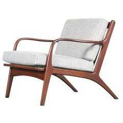 Adrian Pearsall Model # 2315-C Bent Armchair for Craft Assoicates