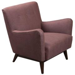 Mid-Century Armchair Attributed to Jens Risom